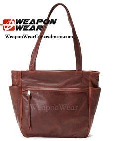 coronado leather,concealed carry purse,concealment purse,ccw,gunpurse,tote bag,www.weaponwearconcealment.com,2