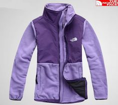 all north face womens coats under $69.99, The North Face Denali Jacket Women Purple Multi