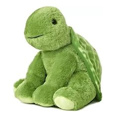 Aurora Plush Animal- Turtle 11 In. Aurora https://www.amazon.com/dp/B00ILWDJ0M/ref=cm_sw_r_pi_dp_x_RcPeyb87GSJFG
