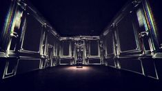 Taiga - interior projection mapping