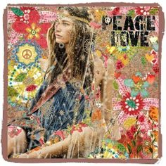 {peace & love}