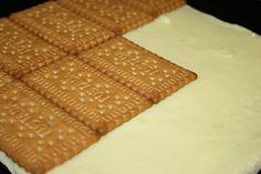 Tort de biscuiti/ Biscuits cake   gabriela cuisine - recipes