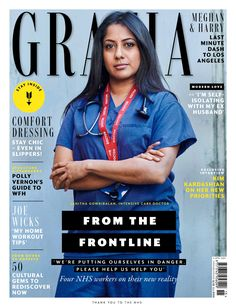 From The Frontline: Four NHS workers on their new reality. Plus: 50 cultural gems to rediscover and Quick ways to make money NOW! Vogue Fashion, Fashion News, White Lab, Make Money Now, Modern Love, Ex Husbands, Gal Gadot, Love S, Vanity Fair