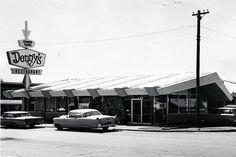 Denny's, Route 66, Tucumcari, New Mexico, USA