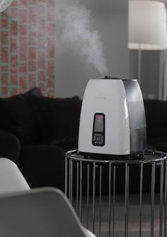 Grand Designs, Humidifier, Design Projects, Kitchen Appliances, Warm, Contemporary Design, Diy Kitchen Appliances, Home Appliances, Humidifiers