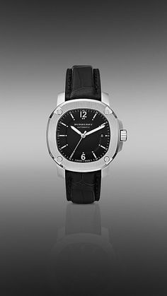 The Britain BBY1200 43mm Automatic watch  from Burberry