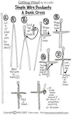 Getting Wired-Learn basic wire sculpture techniques-Page 5