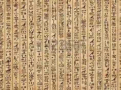 egypte ancienne: Egypte hiéroglyphes, grunge seamless pattern pour votre design
