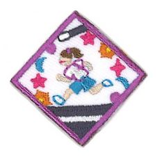 GSCB's own Cadette Badge for girls to learn about physical therapy. In this badge, find out how activity helps your body and learn how to incorporate exercise in your life. Requirements can be found at: Physical Therapy Cadette Badge. Cadette Badges, Girl Scouts Usa, Girl Scout Patches, Girl Scout Badges, Cool Patches, Physical Therapy, Healthy Kids, Book Recommendations, Physics