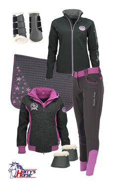 ..Harry's Horse Grey-Purple W15 - Epplejeck
