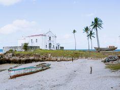 Santo António Church - Macuti, Mozambique Island  #igreja #igrejas #igrejacatólica #catolicismo #artesacra #holyart #holyart.pt #moçambique