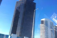 Skyscrapers Melbourne city