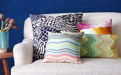 Missoni Home: Pillows, Poufs & More - Gilt Home