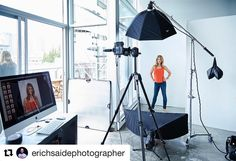 Image by  @erichsaidephotographer |  BTS from the fun shoot we had with actress @loriloughlin of @fullerhouse @fullerhousenetflix for the @celebritypagetv Cover story. Look for it this August. PR firm @e2wcollective Photography team @erichsaidephotographer & @prudencegogh Stylist: @joannakulpa Hair/makeup: @jasminecelestejackson Photo Assistants: @aaronaubrey & @hughtull_photography @famousbtsmagazine @iso1200magazine @tethertools #betterwhenyoutether #celebrity #fullhouse #fullerhouse…