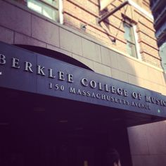 """See 73 photos and 2 tips from 897 visitors to Berklee College Of Music - 150 Mass Ave. """"If the mayor doesn't look like a musician, you know he's just. Boston Vacation, Berklee College Of Music, Dream City, Performing Arts, Beautiful Architecture, Colleges, Vacation Destinations, Art School, Ghosts"""