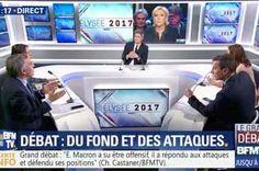 Philippe Poutou jugé «indigne» par les éditorialistes de BFMTV