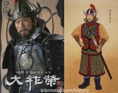 Dae JoYoung 대조영 is a 108 episode KBS Daehae Drama about the title character and how he came to become the first king of the Balhae Dynasty out of the ashes of Goguryeo. The history and origin of Ba… Painting Of Girl, One Kings, Korean Drama, Poses, History, Character, Armors, Dramas, Asia