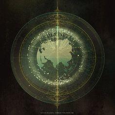 Orbital Mechanics Complexity Graphics