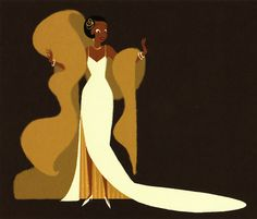Princess and the Frog character design - Lorelay Bove