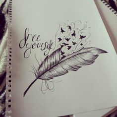 would be a great tattoo. This is beautiful and love the wording.