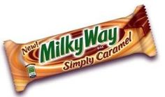 Milky Way Simply Caramel Bar, 1.91-Ounce (Pack of 24)