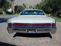 Buick Electra 225 1965 (photo de Jeff Stork) - Palm Springs Automobilist.