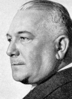 """Konstantin Hermann Karl Freiherr von Neurath (2 Feb 1873 – 14 Aug 1956). German diplomat  who served as Foreign minister between 1932 and 1938. He played a key role in the foreign policy pursuits of Hitler. He was replaced with the more compliant and fervent Nazi Joachim von Ribbentrop. Neurath served as """"Reichsprotektor of Bohemia and Moravia"""" from 1939 and 1943, He was tried as a war criminal in Nuremberg and sentenced to 15 years imprisonment for his compliance and actions in the Nazi…"""