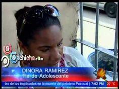Niño de 10 años le da un tiro a una de 16 años de edad #Video