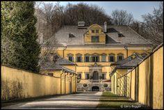 Hellbrunn Palace, Salzburg [H016] by GarryBoggan, via Flickr   The Sound of Music house!!