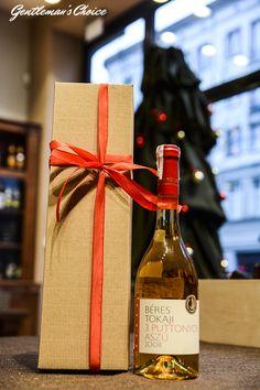 Wino jako prezent to zawsze dobry pomysł!  Wine/ present/ alkohol