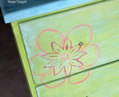 DIY-Girl's Dresser