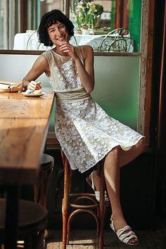 Liliflora Dress #anthropologie