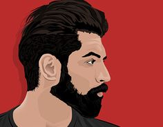 """Check out new work on my @Behance portfolio: """"Parmish Verma Vector"""" http://be.net/gallery/31713825/Parmish-Verma-Vector"""