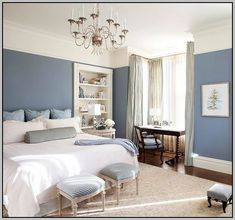light blue grey room - Google Search