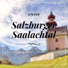 Das Salzburger Saalachtal im wunderschönen Pinzgau. Movie Posters, Holiday Destinations, Nice Asses, Film Poster, Billboard, Film Posters