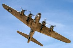 """Boeing B-17G Flying Fortress, s/n 44-83514, """"Sentimental Journey,"""" Arizona Wing of the Commemorative Air Force 