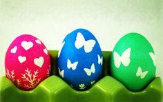 Boyalı yumurtalar