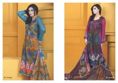 Sitara Textiles Sapna Chiffon Lawn Collection 2015