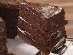 O Melhor bolo de Chocolate do MUNDO - Receitas e Dicas