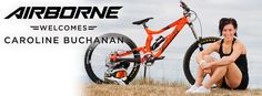 [Airborne Bicycles] [Downhill] [Four Cross] [Dual Slalom] [MTB] [Mountain Biking] [World Champion] [Cycling] Airborne Bicycles