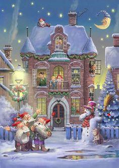 Julkalender KF