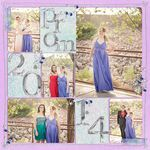 Prom 2014 May 2014 Blog Template, Project Mouse: At Night (background paper, stars, sequins and tape), A Time to Remember (scatter and flower), I'm Yours (alpha and gems), Doodlie Do Borders, Glam O Rama Paper Pack by Britt-ish Designs