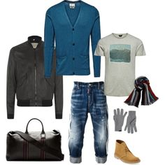 """Casual"" by kristian-jussila on Polyvore"