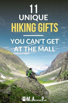 Get the hiker in your life a meaningful gift they'll love forever. To help you out, here are 11 cool and unique hiking gifts from independent artists. #hikinggiftsforhim #hikinggiftsforher #hikinggifts #hikinggiftideas #giftguide Hiking Gifts, Travel Gifts, Best Backpacking Tent, Camping, National Park Gifts, National Parks, Hiking Hair, Beginners Cardio, Hiking Clothes