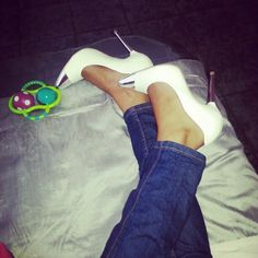 Heels:toys: power woman
