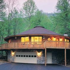 Design round house