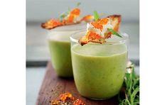 Aspargessuppe opskrift - kold og forfriskende - fit living
