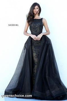 Sherri Hill Prom and Homecoming Dresses Sherri Hill 50768 Sherri Hill One Enchanted Evening - Designer Bridal, Pageant, Prom, Evening & Homecoming Gowns