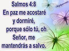 """JESUS PODEROSO GUERRERO: Salmos 4:8~~~ """" La confianza en Dios por la obediencia """""""