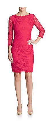 Diane von Furstenberg Colleen Shift Dress - on #sale 59% off @ #Off5th  #DianeVonFurstenberg